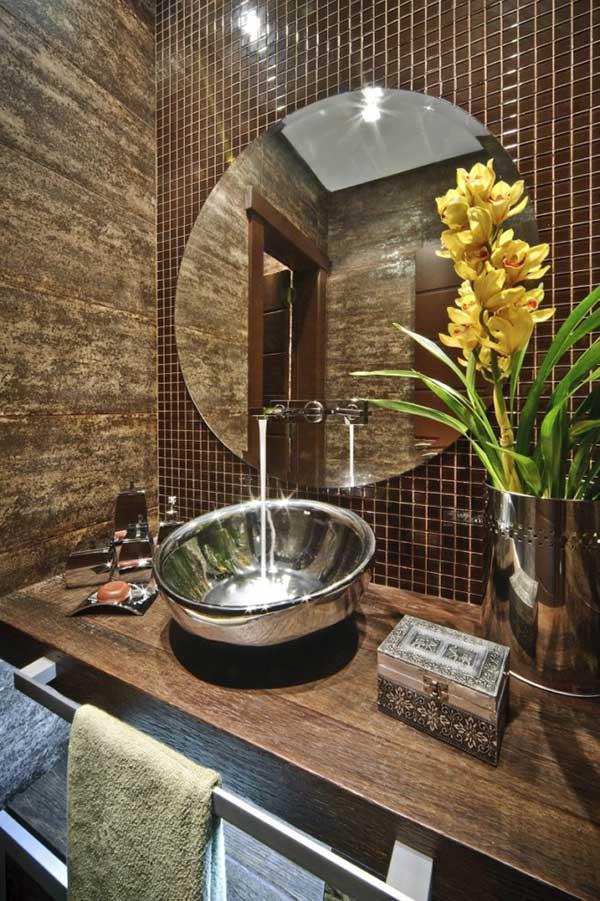 Melhores plantas para banheiros