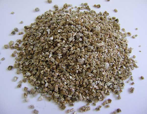 fotos de vermiculita